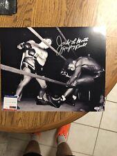 Jake Lamotta Autographed/Signed Boxing 16x20 Photo