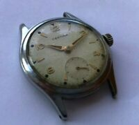 CERTINA 320 from 1961 - 33mm - Men's Vintage Watch - for repairs