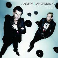 """ANDERS/FAHRENKROG """"TWO"""" CD THOMAS ANDERS NEU"""