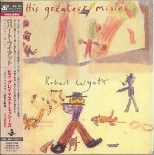 ROBERT WYATT His Greatest Misses CD BRAND NEW Japan Pressing