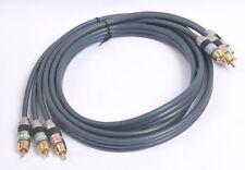 Kramer 3 RCA Cable componente RCA - 1.8 Metro