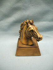 resin horse mustang mascot trophy award Rs475