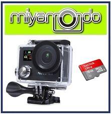 Eken H8R Action Camera 4K Ultra HD WiFi (Black) + Ultra microSD 16GB