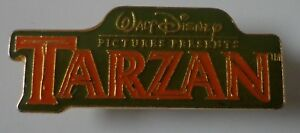 Disney Tarzan Movie Title Pin