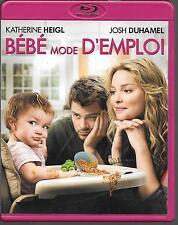BLU RAY--BEBE MODE D'EMPLOI--HEIGL/DUHAMEL/BERLANTI