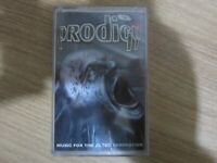 Prodigy ‎– Music For The Jilted Generation Korea Cassette Tape SEALED NEW