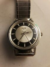 Vintage wristwatch Elgin Working