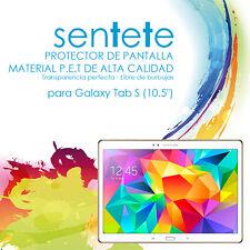 Lámina Protector de Pantalla Samsung Galaxy Tab S 10.5 (T800, T805) - SENTETE -