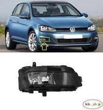 VOLKSWAGEN GOLF VII MK7 2013 - 2018 NEW FRONT FOG LIGHT LAMP RIGHT O/S DRIVER