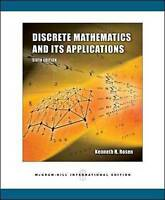 Discrete Mathematics and Its Applications by Kenneth Rosen (Mixed media product,