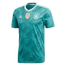 adidas DFB Deutschland Trikot Away WM 2018 Türkis L