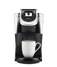 Keurig - K200 Single-Serve K-Cup Pod Coffee Maker - Black