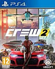 THE CREW 2 PS4 FISICO CD EN ESPA�'OL CASTELLANO NUEVO PRECINTADO