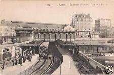 75 - PARIS - La station du métro - Place de la Bastille