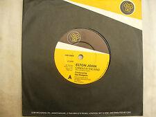 ELTON JOHN CANDLE IN THE WIND / I FEEL LIKE A BULLET rare DJM / DJS 10908
