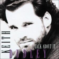 Talk About It by Keith Dudley (CD, Aug-1994, Benson Records)