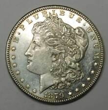 1879-S Morgan silver Dollar. Almost Uncirculated Proof/Like. Below WHOLESALE!