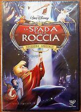 LA SPADA NELLA ROCCIA Ed Speciale - DVD Walt Disney NUOVO