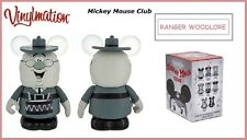 "DISNEY VINYLMATION 3"" - MICKEY MOUSE CLUB - RANGER WOODLORE - HTW"