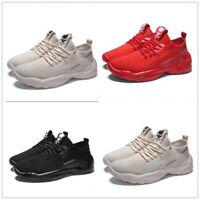 Men's Fashion Sports Shoes Running Breathable Casual Athletic Sneakers Trainers