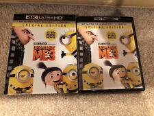 Despicable Me 3 ( 4K Ultra HD Bluray)1 Disc Set ( No Digital HD) Ship Now