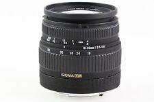 SIGMA Zoom 18-50mm 18-50 mm 1:3. 5-5.6 3.5-5.6 DC per sd9 sd10 sd14 ecc.