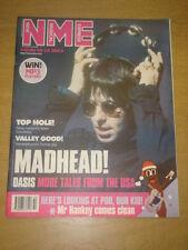 NME 1999 DEC 18 OASIS HOLE STEREOPHONICS MR HANKEY