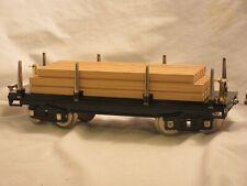 MTH Standard Gauge Lumber Car