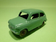 DINKY TOYS  1:43 - FIAT 600  REPAINT  - RARE SELTEN - GOOD CONDITION