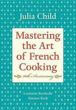 Mastering the Art of French Cooking: Vol 1 by Julia Child (Hardback, 2001)