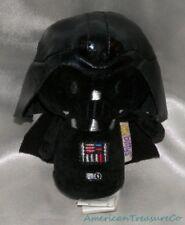 "Hallmark Star Wars Black Mini Plush Beanie 5"" Itty Bittys Darth Vader w/Cape"