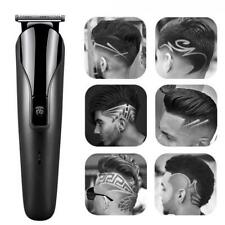6 In 1 Electric Shaver Hair Trimmer Titanium Hair Clipper Shaving Machine EU