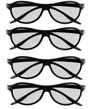 LG Cinema AG-F310 EBX61668501 EBX61668503 OEM 3D Glasses - 4 Pairs