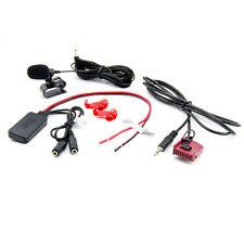 Bluetooth Adapter Aux AUDI VW FORD MFD2 RNS2 Radio Musik Freisprecheinrichtung