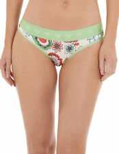 Lepel Patternless Everyday Low Rise Thongs for Women