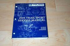 2004 340 500 Edge Supersport Polaris Oem Snowmobile Service Repair Manual