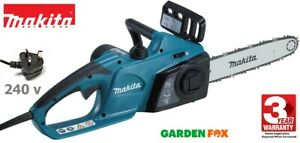 new Makita UC4041A 240V Mains Electric 40cm Chainsaw UC4041A 0088381657914 .