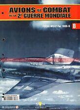 AVIONS DE COMBAT  8 WW2 FOCKE-WULF FW 190 D-9 JOSEF PRILLER DORA 9 WW 2