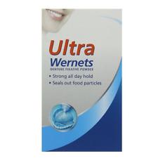 Wernets Ultra Denture Fixative Powder - 40 g