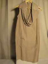 robe CARVEN  beige taille 36