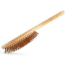 High Quality Hair Comb Bamboo Massage Solid Wood Anti-Static Hair Brush