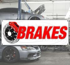 Brakes Advertising Vinyl Banner Flag Sign Many Sizes Available Usa