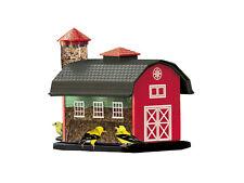 Audubon 6290 Red Barn Combo Bird Feeder, 7 Lb
