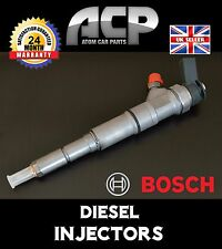 BOSCH Diesel Injector no. 0445110080 for BMW X5 3.0 d - (E53). 184/ 218 BHP.