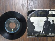 U2 I STILL HAVN'T FOUND WHAT I'M LOOKING FOR 45 RECORD- 6C2