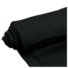 "Mellotone Premium Black Speaker Grill Cloth Yard 64"" Wide"