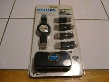 New PHILLIPS  USB adapters kit Idea for travel & mobile use