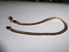 ORO 585 brazalete amarillo Pulsera cadena de brazo COLLAR MUJER HOMBRE 395