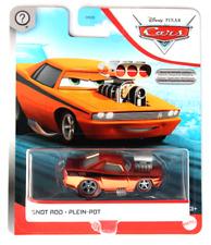 RARE! Disney Pixar Cars - SNOT ROD METALLIC Car Scavenger Hunt - Special Edition