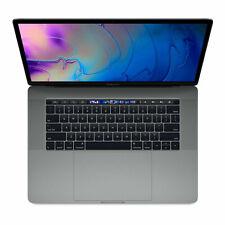 """Apple MacBook Pro 15"""" TouchBar i7 2.9Ghz 16GB 512GB A Grade 12 M WRTY 4GB GPU"""